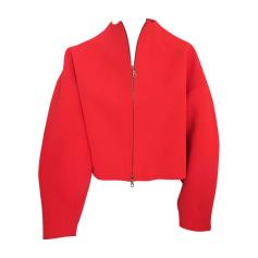 Zipped Jacket KENZO Kenzo rouge moyen