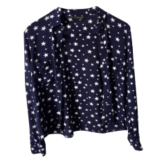 Camicia ZARA Blu, blu navy, turchese