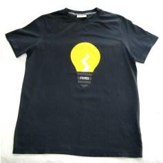 T-shirt FENDI Gray, charcoal