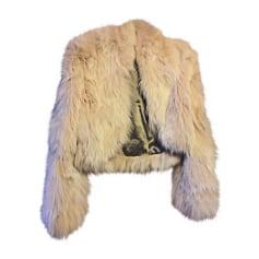 Fur Jackets ZADIG & VOLTAIRE Beige, camel