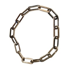 Necklace DINH VAN Silver