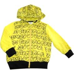 Jacket FENDI Yellow