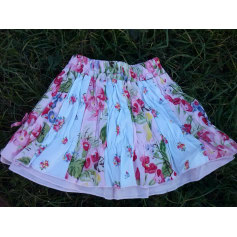 Skirt KENZO Pink, fuchsia, light pink