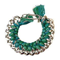 Bracelet AURELIE BIDERMANN Vert