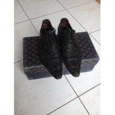 Chaussures à lacets PATRICK COX Noir