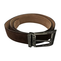 Belt SALVATORE FERRAGAMO Brown