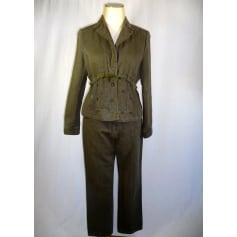 Tailleur pantalon BLEU DE SYM Kaki