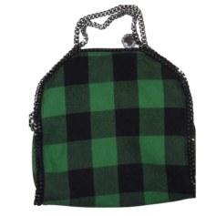 Stofftasche groß STELLA MCCARTNEY Falabella Grün