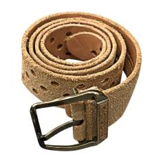 Belt DOLCE & GABBANA Beige, camel