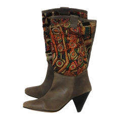 High Heel Boots ANTIK BATIK Multicolor