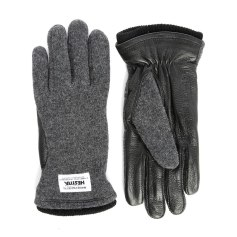Gloves NORSE PROJECT Gray, charcoal