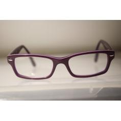 Brillen RAY-BAN Violett, malvenfarben, lavendelfarben