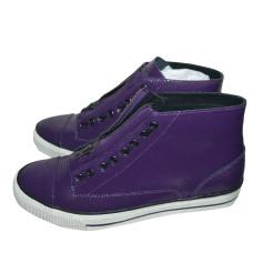 Sneakers DIESEL Purple, mauve, lavender