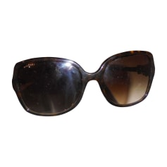 Sunglasses BULGARI Black