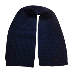 Scarf BURBERRY Blue, navy, turquoise
