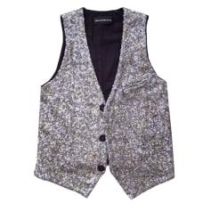 Blazer, veste tailleur ZADIG & VOLTAIRE Argenté, acier