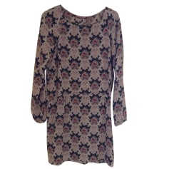 Mini-Kleid COMPTOIR DES COTONNIERS Mehrfarbig