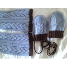 Mittens JACADI Blue, navy, turquoise