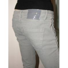 Jeans slim ANNARITA N Gris, anthracite