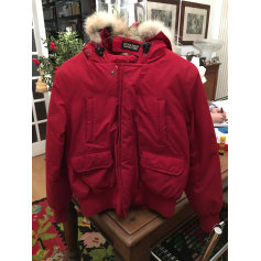 Piumino WOOLRICH Rosso, bordeaux