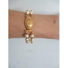 Bracelet GUY LAROCHE Doré, bronze, cuivre