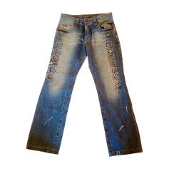 Straight-Cut Jeans  DOLCE & GABBANA Blau, marineblau, türkisblau