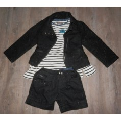 Shorts Set, Outfit JEAN BOURGET Black