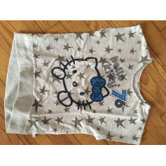 Sweat HELLO KITTY Gris, anthracite