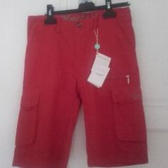 Bermuda Shorts HACKETT Red, burgundy