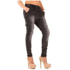 Jeans large, boyfriend Simply Chic  pas cher