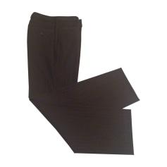 Pantalone slim, a sigaretta DOLCE & GABBANA Grigio, antracite