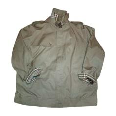 Coat BURBERRY Green