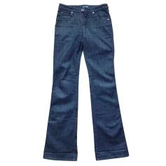 Jeans évasé, boot-cut ARMANI JEANS Gris, anthracite