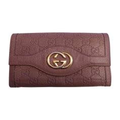 Wallet GUCCI Rose pâle