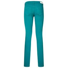 Skinny Pants, Cigarette Pants COMPTOIR DES COTONNIERS Green