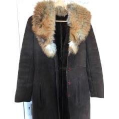 Manteaux Vestes Vintage En Daim Femme