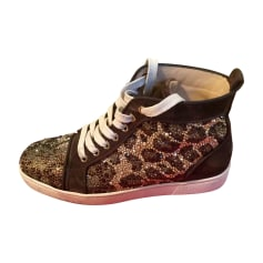 Sneakers CHRISTIAN LOUBOUTIN Louis  Brown