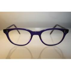 Brillen CUTLER AND GROSS Blau, marineblau, türkisblau