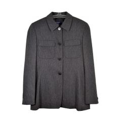 Blazer, veste tailleur ADOLFO DOMINGUEZ Gris, anthracite