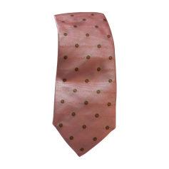 Tie CHOPARD Pink, fuchsia, light pink