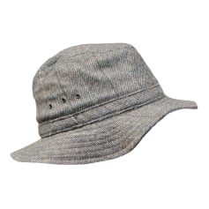Hat A.P.C. Gray, charcoal