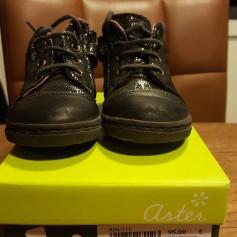 Chaussures à lacets ASTER Noir
