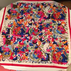 Silk Scarf KARL LAGERFELD Multicolor