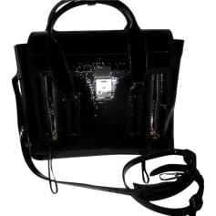 Sac en bandoulière en cuir 3.1 PHILLIP LIM Pashli Noir