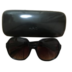 Sunglasses A.P.C. Black