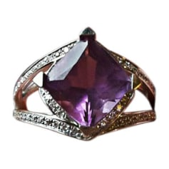 Ring MAUBOUSSIN Purple, mauve, lavender