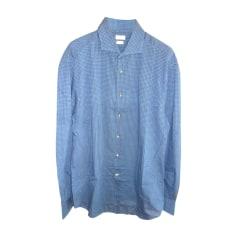 Camicia BRUNELLO CUCINELLI Blu, blu navy, turchese