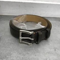 Cintura JOHN LOBB Marrone