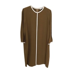 Mini Dress CHLOÉ Khaki