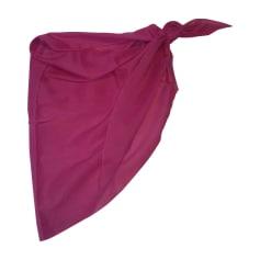 ed29b569147adc Sarong BURBERRY Pink, fuchsia, light pink